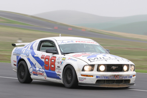 3rd place @ Thunderhill
