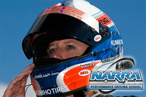 Cindi to instruct for NARRA drivers