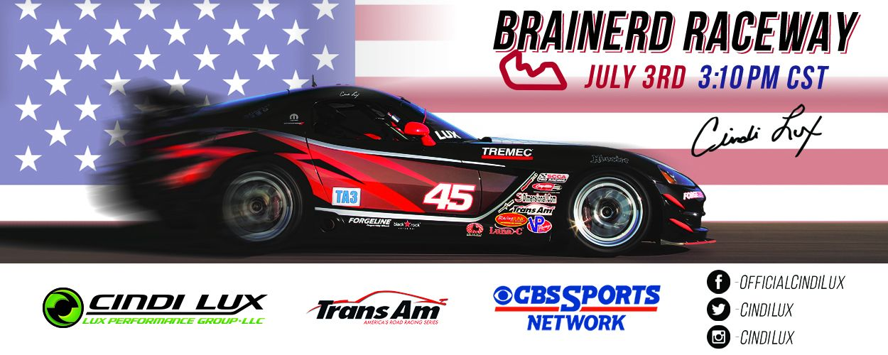 Cindi Repeats Podium at Brainerd International